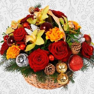 Christmas Bouquet #1