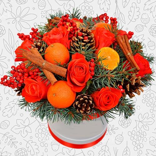 Christmas Bouquet #2