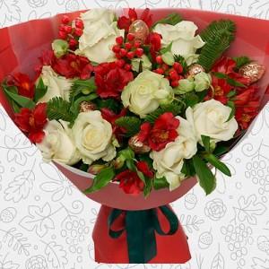 Christmas bouquet #3