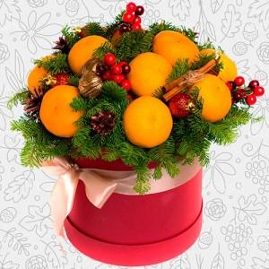 Christmas bouquet #7