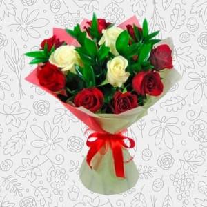 Roses Bouquet #12