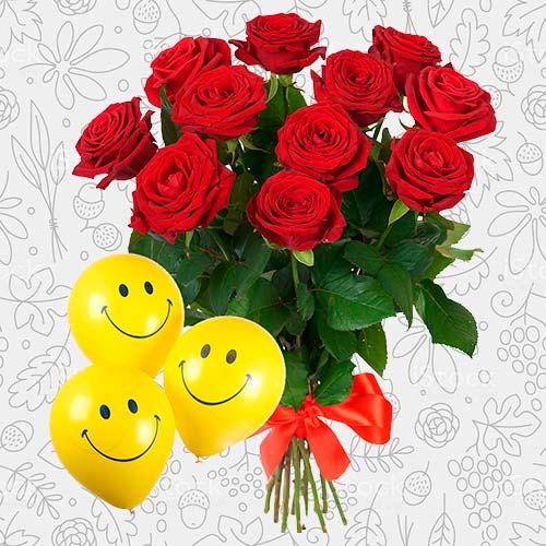Roses Bouquet #17