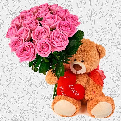 Roses Bouquet #18