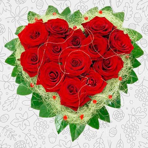 Roses Bouquet #21