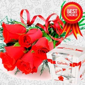 Roses Bouquet #23
