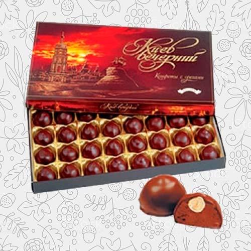 """Chocolates """"Kyiv Vecherniy"""""""