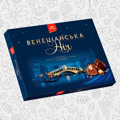 "Chocolates ""Venetian Night"""