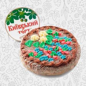 """Cake """"Kiev cake"""""""