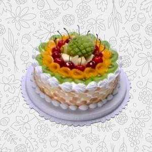 "Cake ""Fruit cake"""