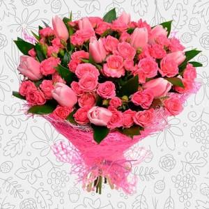 Spring flower bouquet #2