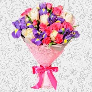 Spring flower bouquet #4