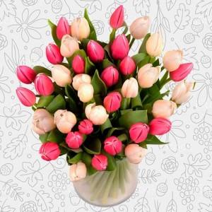 Spring flower bouquet #7
